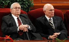 General Authorities of the Church of Jesus Christ of Latter-day Saints, the Mormons